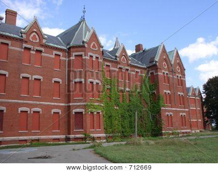 Old Insane Asylum