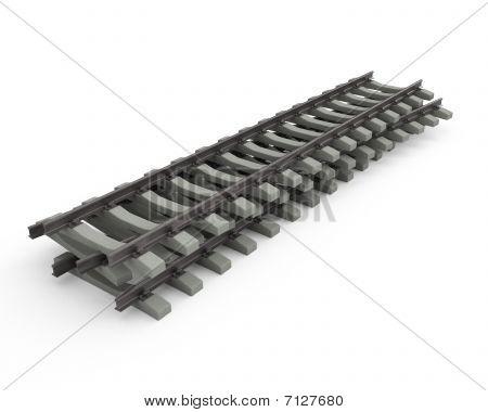 Three rails