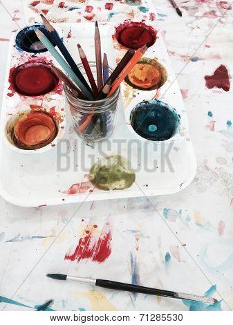 Art Room Paints
