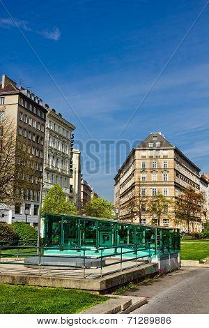Vienna buildings architecture