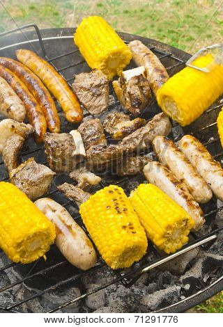 Summer Barbecue Grill
