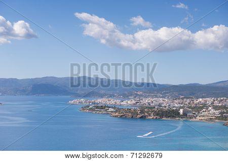Greek city on the island of Crete