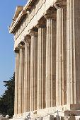 image of parthenon  - Acropolis of Athens - JPG