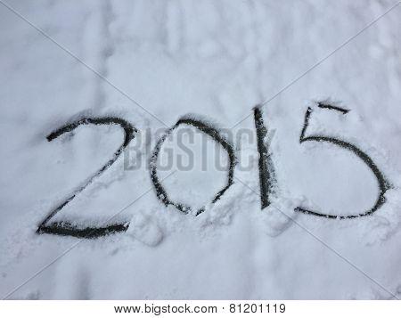 Snow in 2015