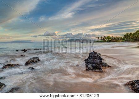 Secret Beach, South Maui Sunrise