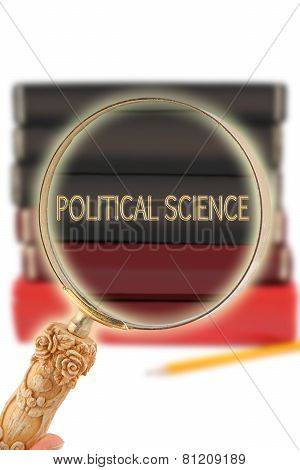 Looking In On Education - Political Science
