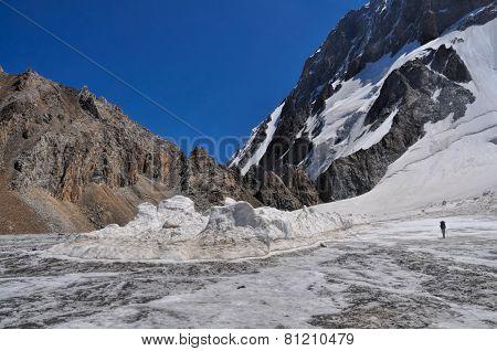 Trek In Kyrgyzstan