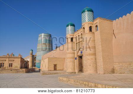 Gate In Khiva