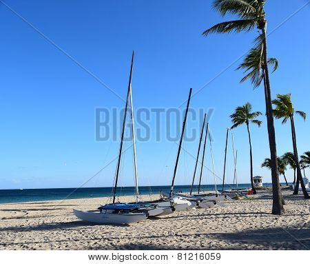 Fort Lauderdale Beach Ft.Lauderdale, Florida, January 2015