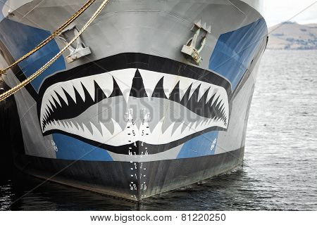 Bow Of Boat