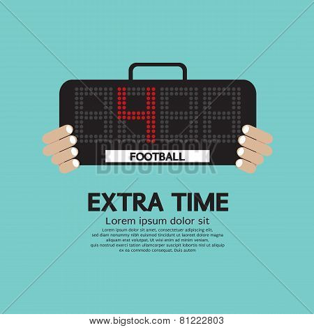 Extra Time.