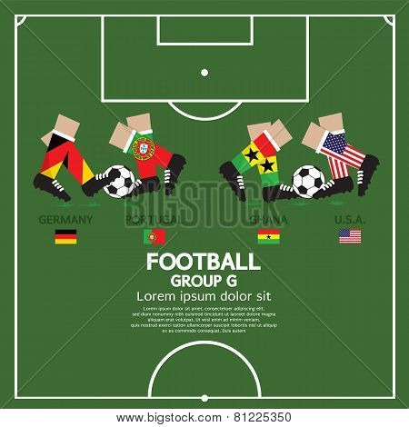 Group G Of 2014 Football (soccer) Tournament