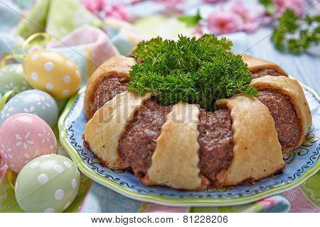 Meatloaf ring