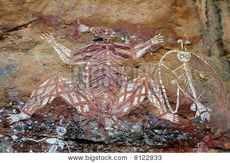Aboriginal Rock Art, Australia