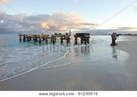 Jurien Bay Jetty, Western Australia