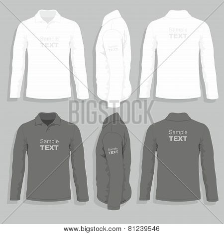 Mens t-shirt design template