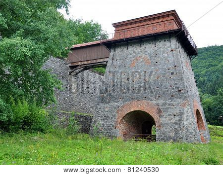 old smelter, Adamov, Czech Republic, Europe