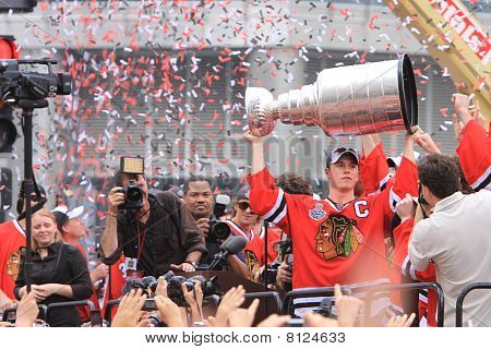 Chicago Blackhawks Parade