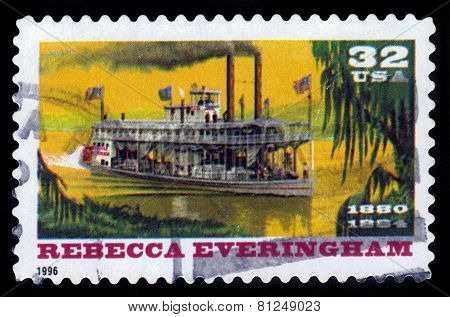 Rebecca Everingham, Riverboat