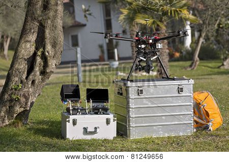 Drone And Tools