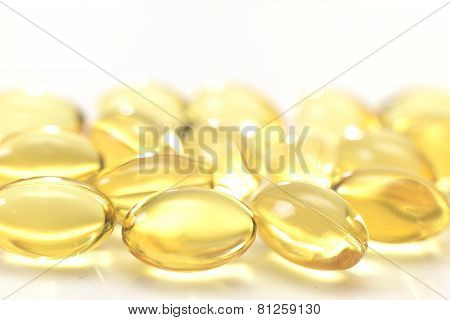 Transparent Pills