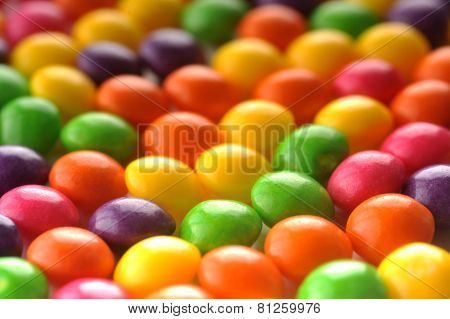 Many Color Candy
