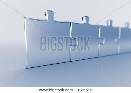 Puzzle Row