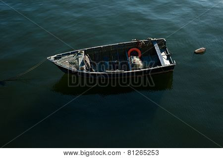 Fishing Boat, Portugal