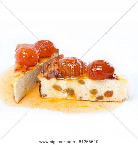 Curd Pudding
