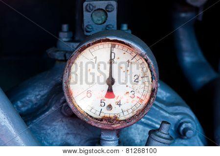 Vintage Barometer