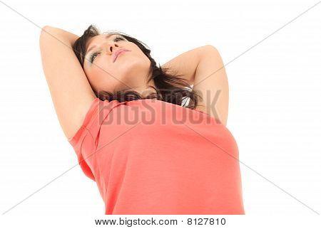 Relaxing Girl