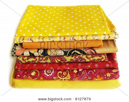 Fabrics For Patchwork And Sewing