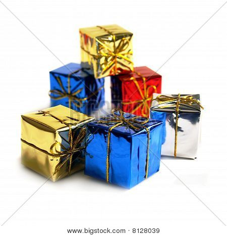 Presents In The Boxes