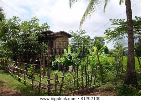 Cottage In Laos