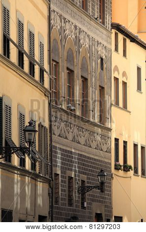 Urban scenic of Florence