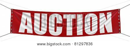 Auction Banner (clipping path included)
