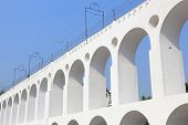 picture of aqueduct  - Brazil  - JPG