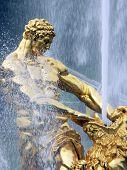 picture of samson  - Statue Samson of Petrodvorets - JPG