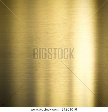 gold bronze metal background