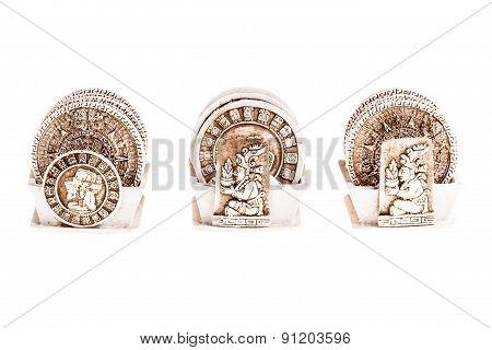 Maya Calendar Coasters