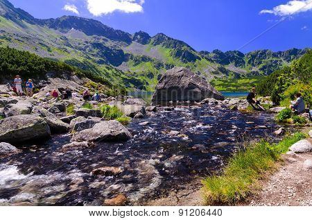 High Tatras, Poland.