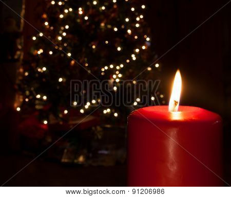 Warm Candle