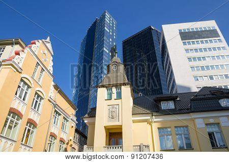 Architecture Of Tallinn