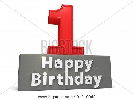 Big Happy Birthday