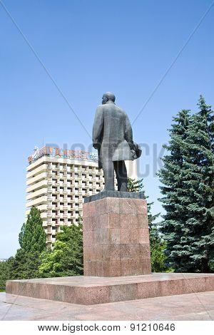 Lenin In Pyatigorsk