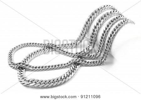 Men's massive necklaces