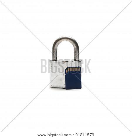 Sd Card Lock