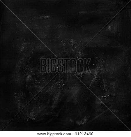 Vector Black chalkboard background