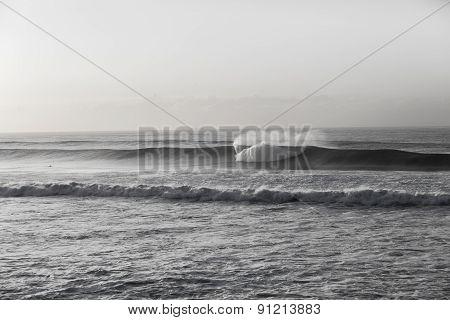 Wave Ocean Crashing