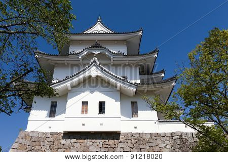 The original Ninja castle of Iga Ueno